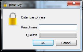 Gpg Decrypt With Passphrase