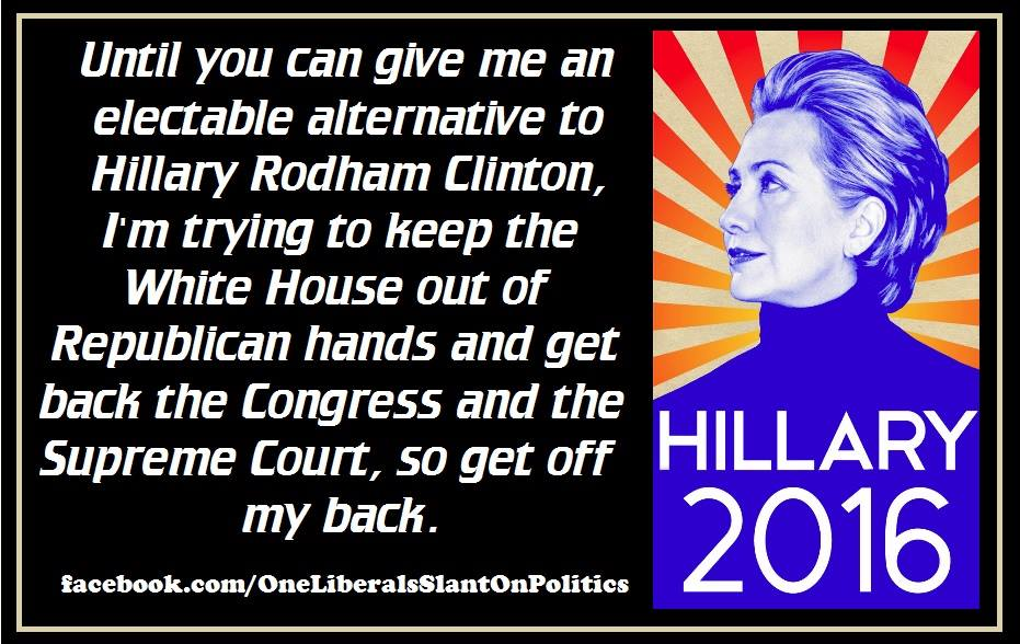 justification-for-supporting-hillary